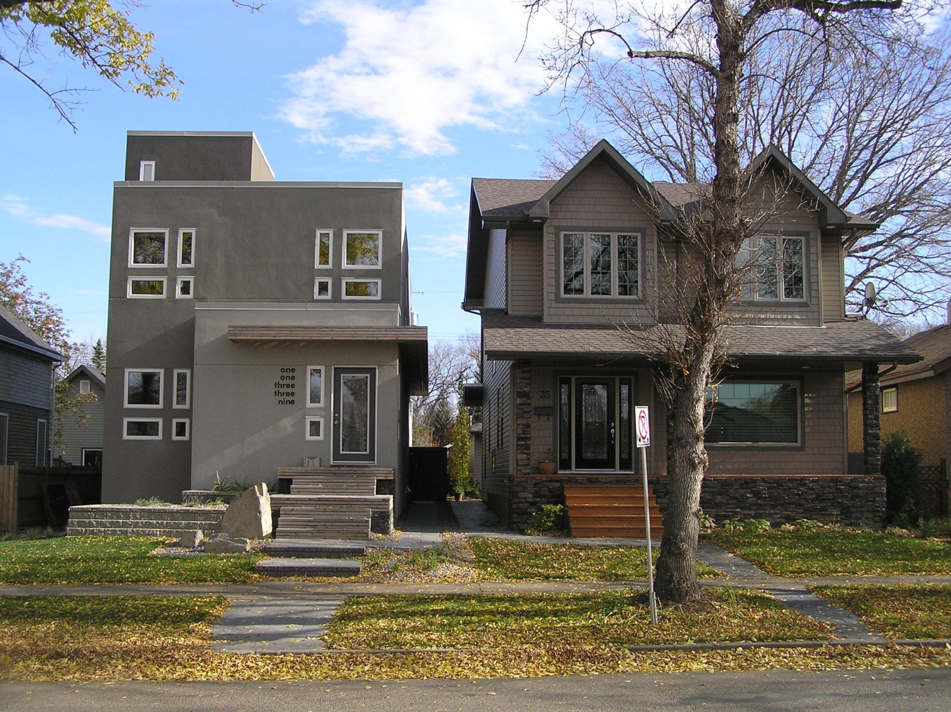 Infill and the edmonton of tomorrow don iveson for Tomorrow homes
