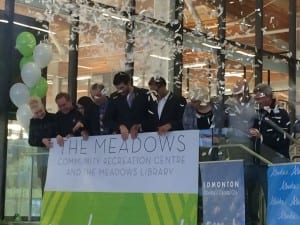 Meadows opening