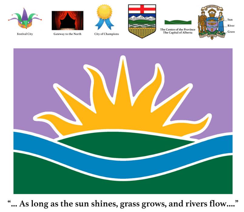 A New Flag For Edmonton Don Iveson